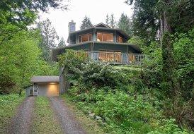 House in Mount Baker, Washington