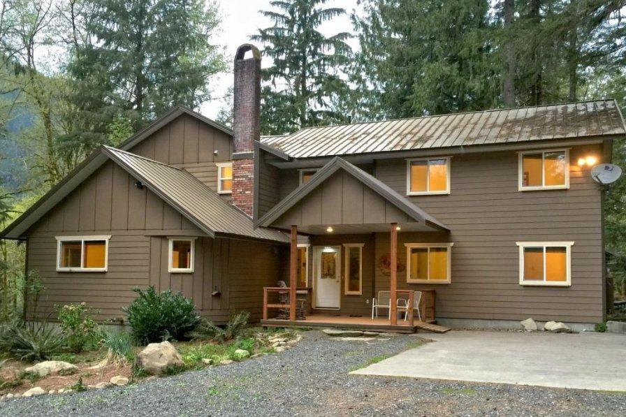 Cottage in USA, Mount Baker