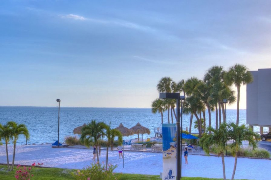 Apartment in USA, Tampa: Sailport Resort, Provident Management.