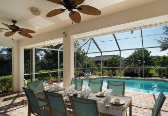 4 bedroom Villa for rent in Cape Coral
