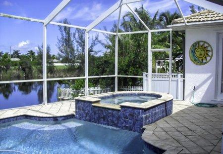 Villa in Cape Coral, Florida