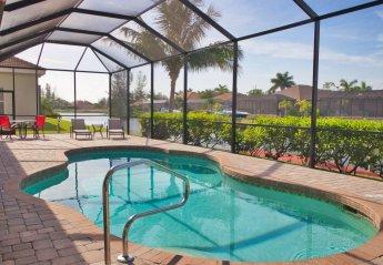 5 bedroom Villa for rent in Cape Coral