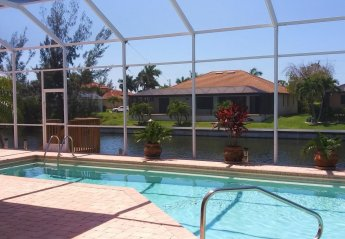 4 bedroom Villa for rent in Cape Coral