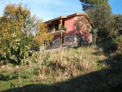 Cottage in Turkey, Ortaca: The cottage from below