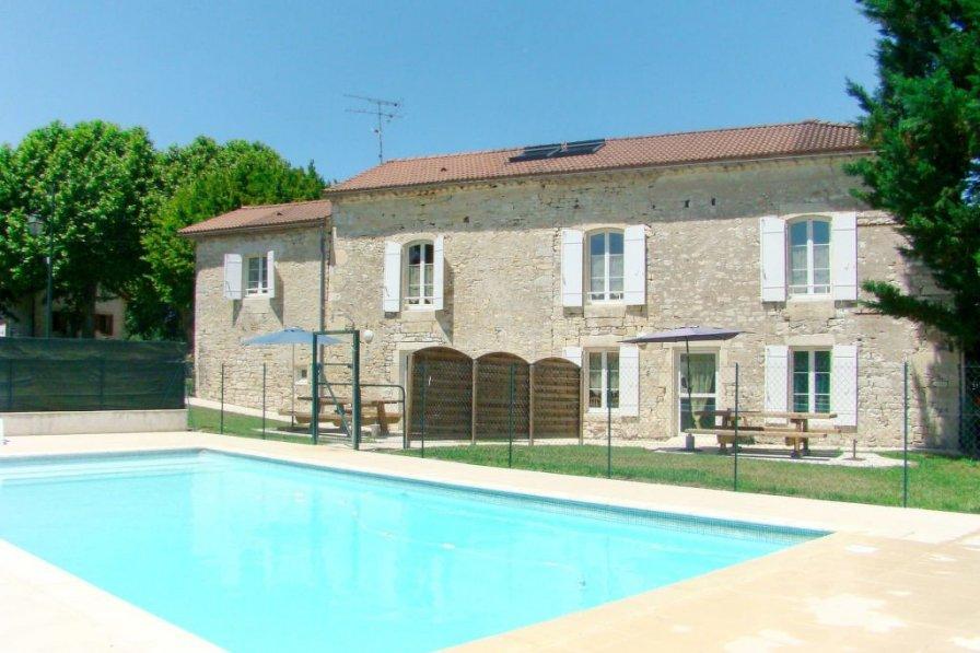 Villa in France, Masquières