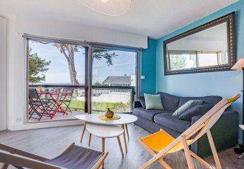 1 bedroom Apartment for rent in Carnac