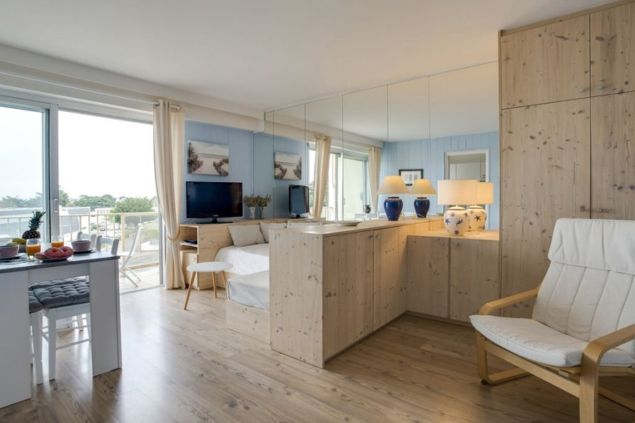 Apartment in France, Quiberon Est