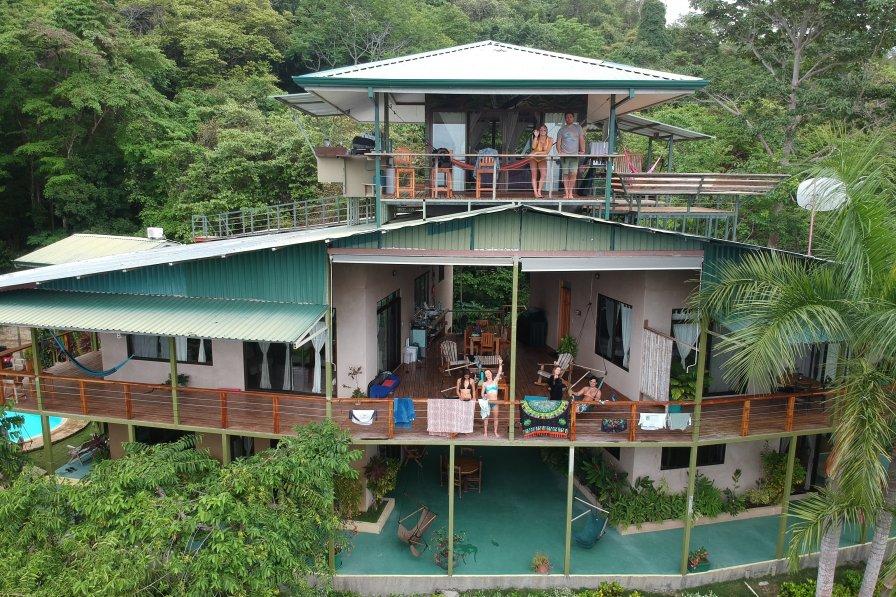 Owners abroad Santa Teresa Surf Vista Villas - The Rooftop Penthouse