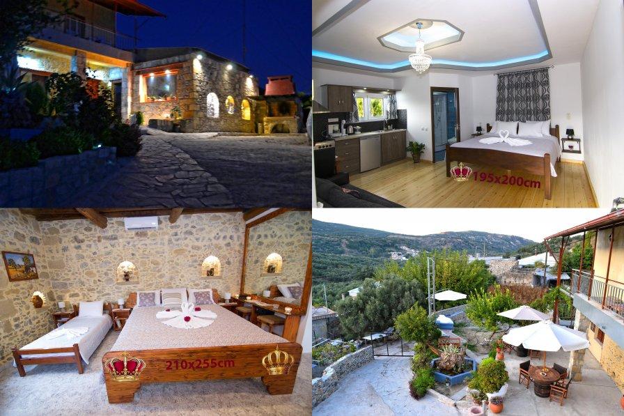 Villa in Greece, Drapanias