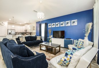 9 bedroom Villa for rent in Davenport