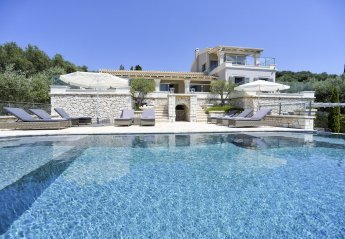 6 bedroom Villa for rent in Kassiopi
