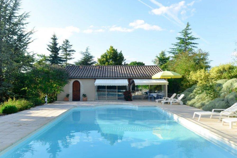 Villa in France, Bagat-en-Quercy