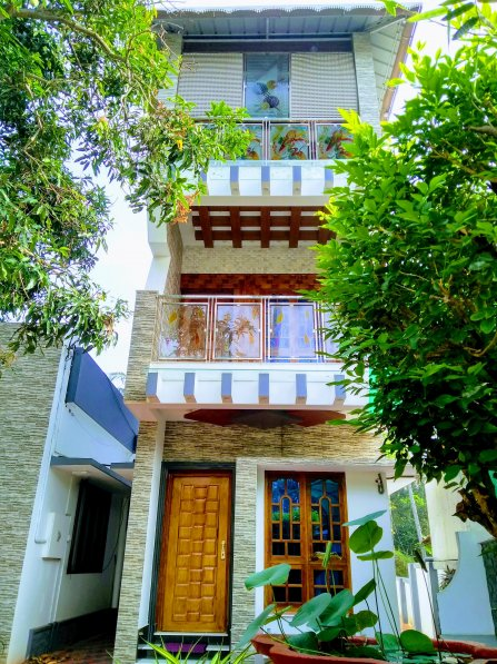 Owners abroad Mary Land Homestay, Deluxe Villa Near Trivandrum Airport, Beach