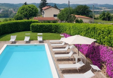 Villa in Asti, Italy
