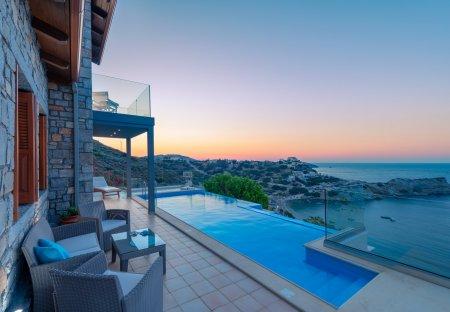 Villa in Ligaria, Crete
