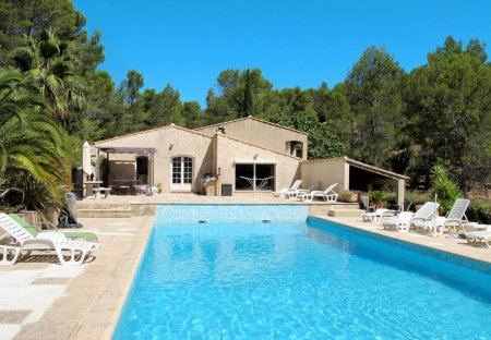 Villa in Pignans, the South of France