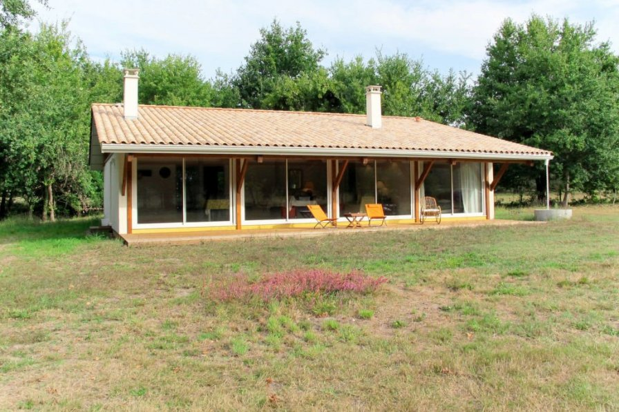 Villa in France, Saint-Julien-en-Born