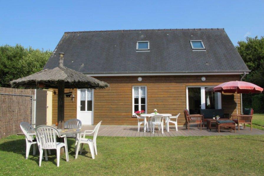 Villa in France, Saint-Laurent-sur-Mer