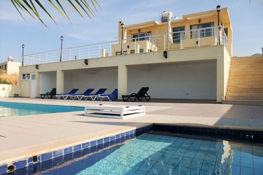 Villa To Rent In Esentepe Cyprus With Private Pool 297288