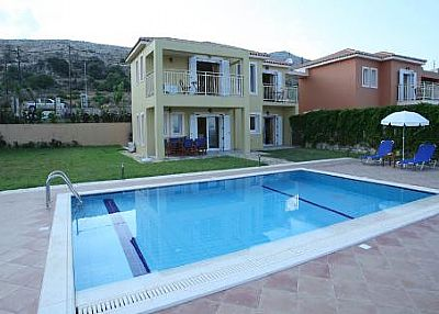 Villa in Greece, Skala: .