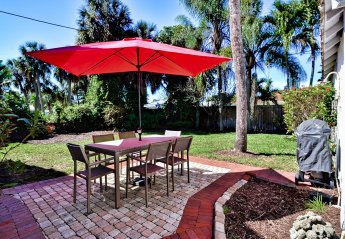 2 bedroom Cottage for rent in Clearwater