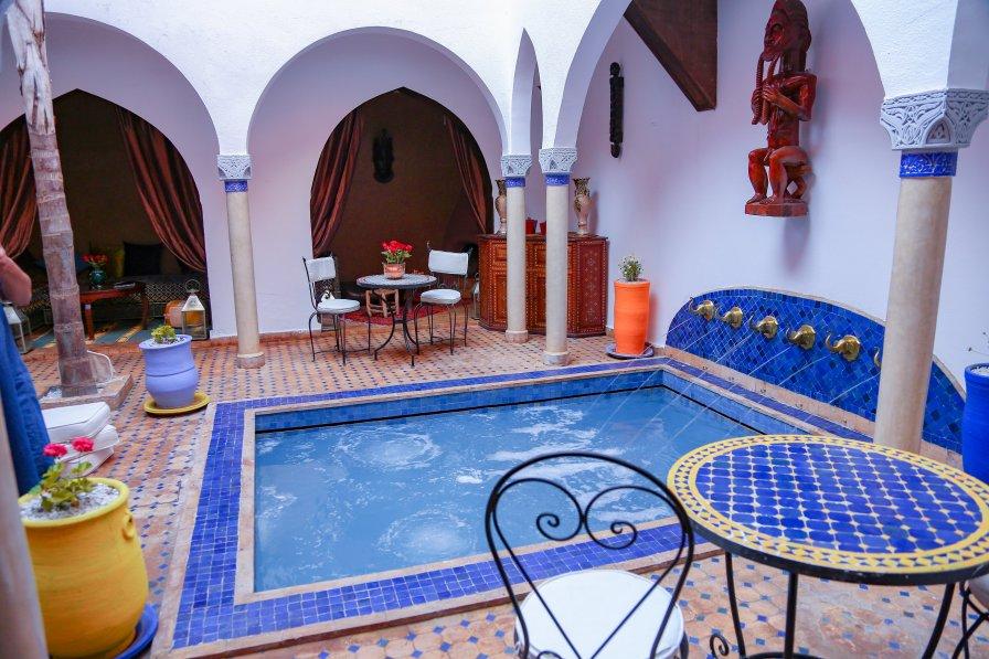 Owners abroad Riad Rêve d'Antan & Spa