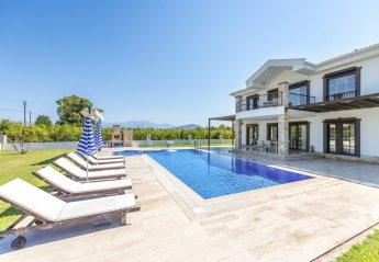 7 bedroom Villa for rent in Mugla