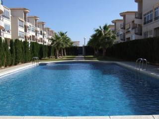 Apartment in Spain, La Cinuelica: One of Two Pools