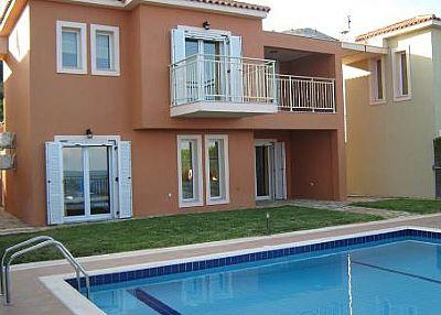 Villa in Greece, Skala: .