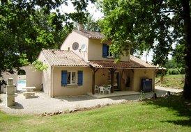 Villa in Saint-Hilaire-d'Estissac, France