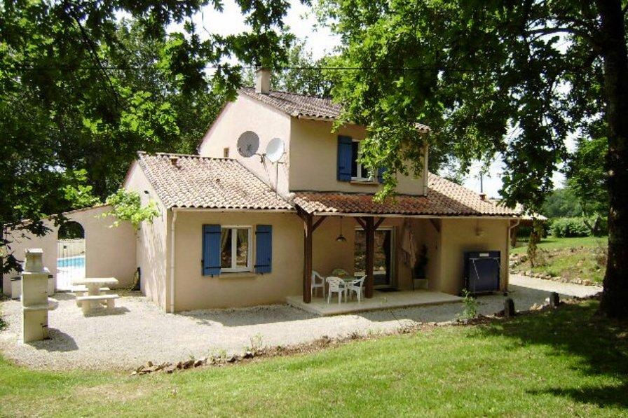 Villa in France, Saint-Hilaire-d'Estissac