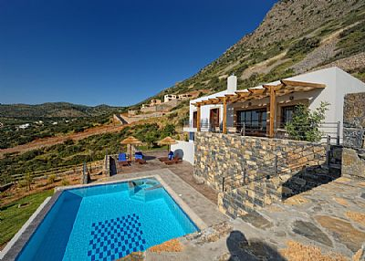 Villa in Greece, Elounda: .