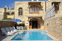 Farm_house in Malta, Xaghra: Pool