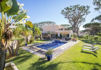 6 bedroom Villa for rent in Vilamoura