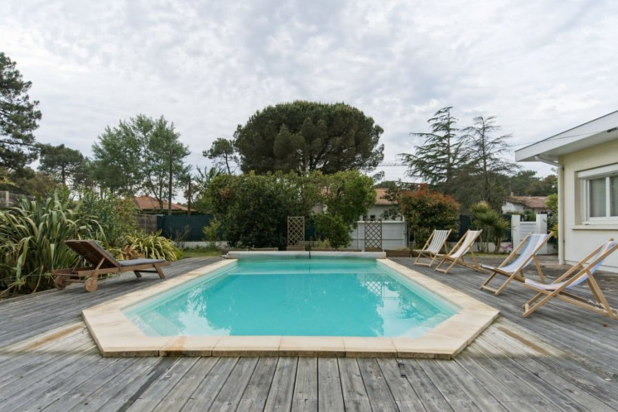 Villa in France, Labenne