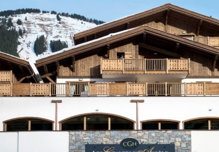 Apartment in Châtel, France
