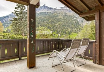 5 bedroom Chalet for rent in Les Contamines-Montjoie
