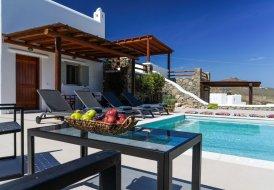 House in Mykonos, Greece