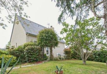 3 bedroom Villa for rent in Dinard