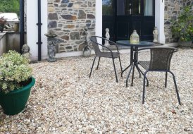 Cottage in New Quay, Wales: dav