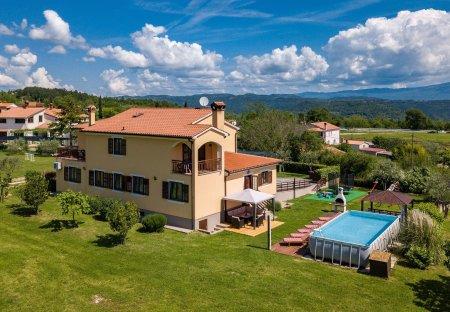 House in Zajci, Croatia