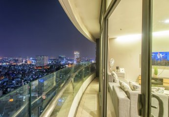 2 bedroom Apartment for rent in Ho Chi Minh City