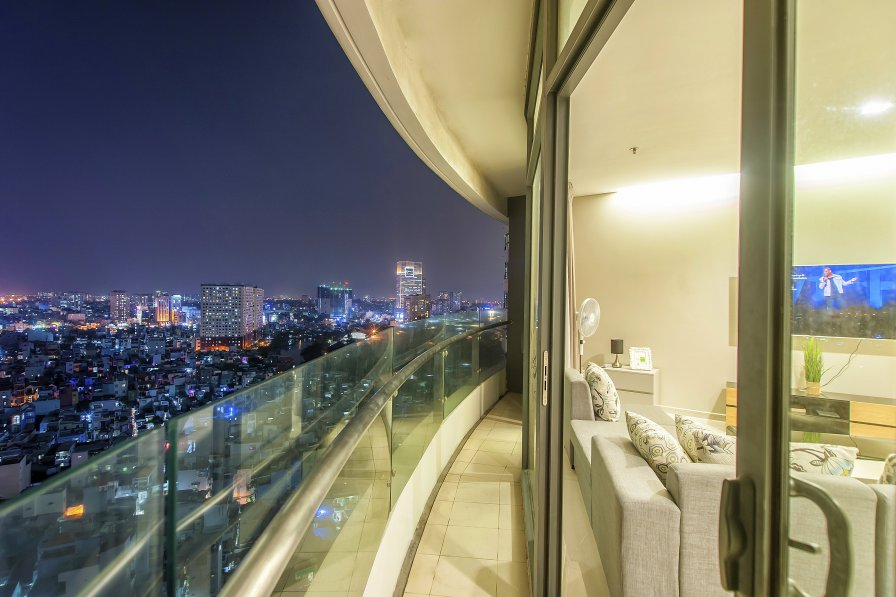 Apartment in Vietnam, Ho Chi Minh City