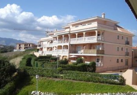Apartment in El Faro, Spain: View of apartment block