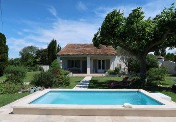 4 bedroom Villa for rent in Velleron