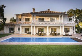 5 bedroom Villa for rent in Vale do Lobo