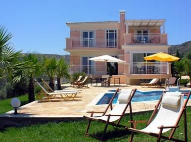 Villa in Greece, Agia Triada: Picture 4