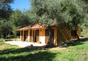Country House in Spain, Sierra de Aracena: The House