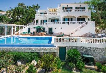 5 bedroom Villa for rent in Budens