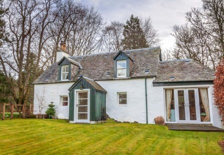 Cottage in Rannoch and Atholl, Scotland